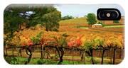 Autumn Vines IPhone Case