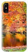 Autumn Warmth IPhone Case