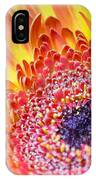 Autumn Yellow Flower IPhone Case