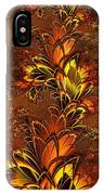 Autumnal Glow IPhone Case