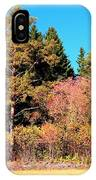 Autumnal Landscape IPhone Case