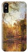 Autumnal Tones 2 IPhone Case