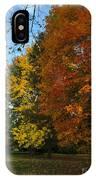Autumn's Artwork IPhone Case