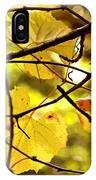 Autumn's Revelry IPhone Case
