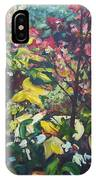 Autumn's View IPhone Case