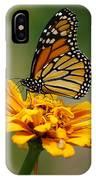 Autumn's Wings IPhone Case