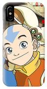 Avatar The Last Airbender IPhone Case