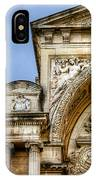 Avignon Opera House Muse 1 IPhone Case