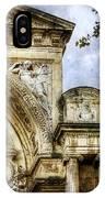 Avignon Opera House Muse 2 - Vintage Version IPhone Case