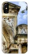 Avignon Opera House Muse 2 IPhone Case