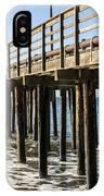Avila Pier Avila Beach California IPhone Case