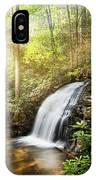 Awakening In The Forest IPhone Case