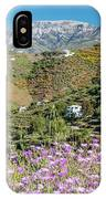 Axarquia In Spring IPhone Case