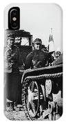 Axis Powers Finland Rumania And Germany 1942 IPhone Case