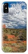 Az-sedona-schnebly Hill Rd-huckaby Trail IPhone Case