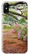 Azalea Alley IPhone Case