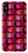 Azalea Garden Canopy1 IPhone Case