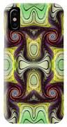 Aztec Art Design IPhone Case