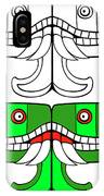 Aztec Goddess Of Earth  IPhone Case