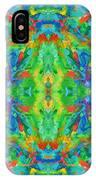Aztec Kaleidoscope - Pattern 025 IPhone Case