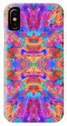 Aztec Kaleidoscope - Pattern 030 IPhone Case