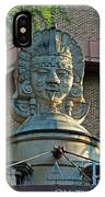 Aztec On The River IPhone Case