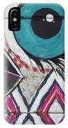 Aztec Owly IPhone Case