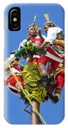 Aztec Tradition IPhone Case