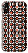 Azulejos Magic Pattern - 04 IPhone Case