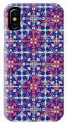 Azulejos Magic Pattern - 07 IPhone Case