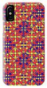 Azulejos Magic Pattern - 10 IPhone Case