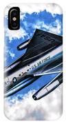 B-58 Hustler - Oil IPhone Case