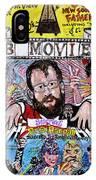 B Movie IPhone Case