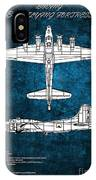 B17 Flying Fortress IPhone Case