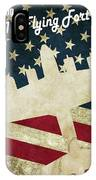 B17 Flying Fortress Vintage IPhone Case