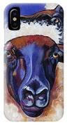 Ba Ba Black Sheep IPhone Case