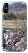Ba Bridge, West Highlands, Scotland IPhone Case