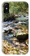 Babbling Brook IPhone Case
