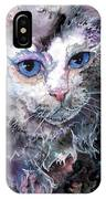Baby Blues IPhone Case
