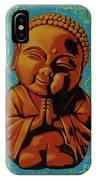 Baby Buddha IPhone Case