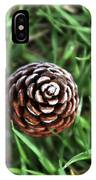 Baby Pine Cone IPhone Case