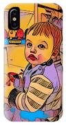 Baby Play IPhone Case