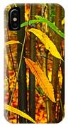 Baby Tree Foliage IPhone Case