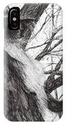Baby Up The Apple Tree IPhone Case