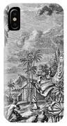 Babylon: Sun Worship IPhone Case