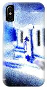 Back Alley Rendezvous IPhone Case