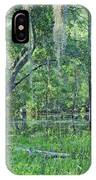 Back In Time In Florida IPhone Case