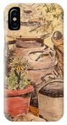 Back Porch  IPhone Case