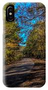 Back Road 5 IPhone Case