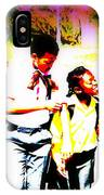 Back To School In Soweto  IPhone Case